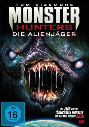 Monster Hunters - Die Alienjäger (2020)