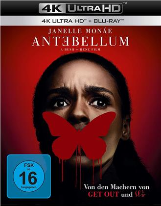 Antebellum (2020) (4K Ultra HD + Blu-ray)