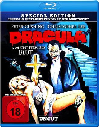 Dracula braucht frisches Blut (1973) (Digital Restauriert, Special Edition, Uncut)