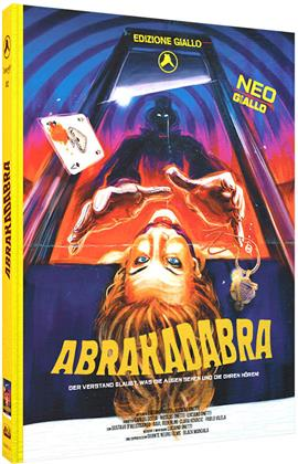 Abrakadabra (2018) (Cover A, Edizione Giallo, Limited Edition, Mediabook, Blu-ray + DVD + CD)
