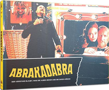 Abrakadabra (2018) (Cover Q, Edizione Giallo, Limited Edition, Mediabook, Blu-ray + DVD + CD)