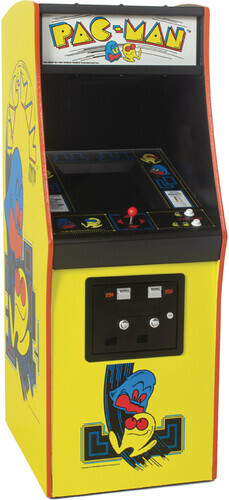 Numskull - Quarter Arcade Pac-Man Collectors Edition Arcade Machine (Net