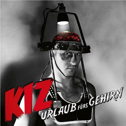 K.I.Z. - Urlaub Fürs Gehirn (2020 Reissue, 2 LPs)