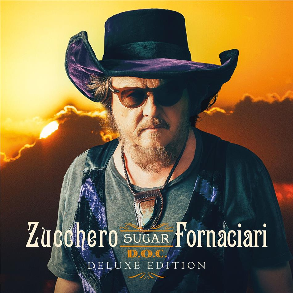 Zucchero - D.O.C. (Deluxe Edition, 2 CDs)