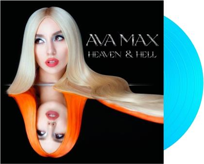 Ava Max - Heaven & Hell (Limited Edition, Curacao Transparent Color Vinyl, LP)
