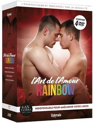L'Art de l'Amour - L'épanouissement personnel par la sexualité (4 DVDs)