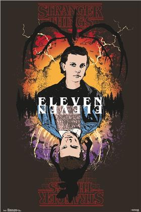 Stranger Things: Eleven - Maxi Poster