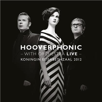 Hooverphonic - With Orchestra Live (2021 Reissue, Music On Vinyl, Limited Edition, Silver Vinyl, 2 LPs)
