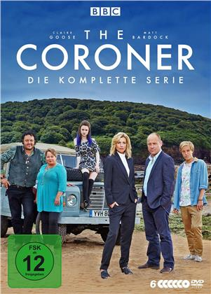 The Coroner - Die komplette Serie (6 DVDs)
