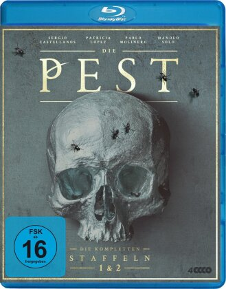 Die Pest - Staffeln 1 & 2 (4 Blu-rays)