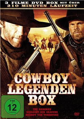 Cowboy Legenden Box - The Hangman / Schlucht des Grauens / Sheriff von Tombstone
