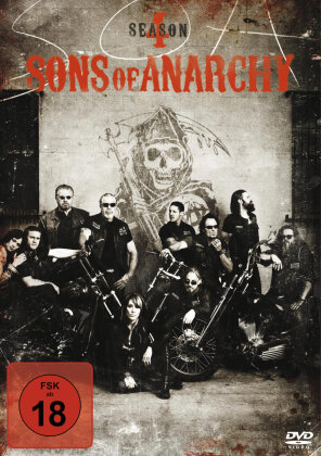 Sons of Anarchy - Staffel 4 (4 DVDs)