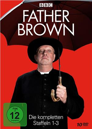 Father Brown - Staffeln 1-3 (10 DVDs)