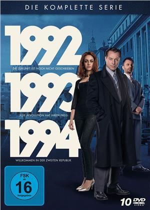 1992 / 1993 / 1994 - Die komplette Serie (10 DVDs)