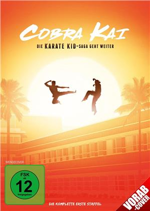 Cobra Kai - Staffel 1 (2 DVDs)
