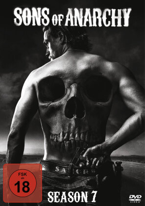 Sons of Anarchy - Staffel 7 (5 DVDs)