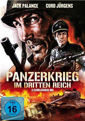 Panzerkrieg im Dritten Reich - 3 Filmklassiker Box
