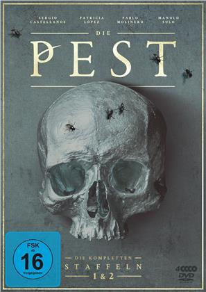 Die Pest - Staffeln 1 & 2 (4 DVDs)