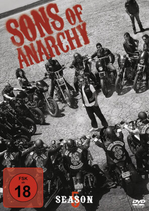 Sons of Anarchy - Staffel 5 (4 DVDs)