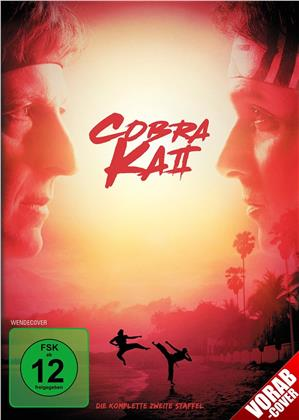Cobra Kai - Staffel 2 (2 DVDs)