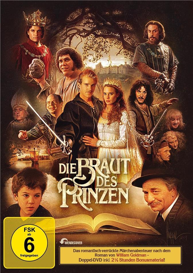 Die Braut des Prinzen (1987) (2 DVDs)