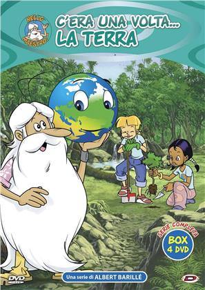 C'era una volta... la Terra - Serie completa (4 DVD)