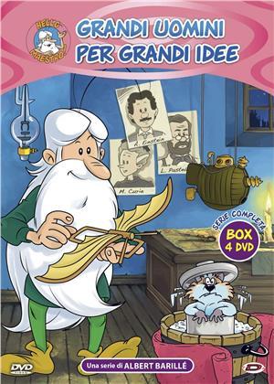 Grandi uomini per grandi idee - Serie completa (4 DVD)