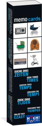 memo cards - Zeiten (Spiel)