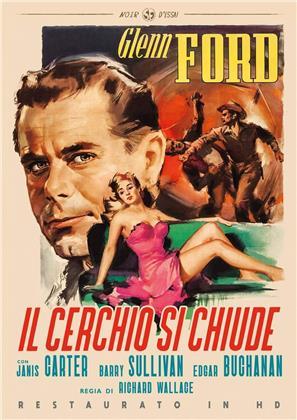 Il cerchio si chiude (1947) (Noir d'Essai, restaurato in HD, s/w)