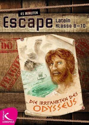 45 Minuten Escape - Irrfahrten des Odysseus