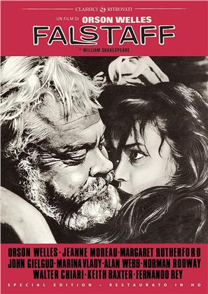 Falstaff (1965) (Classici Ritrovati, Restaurato in HD, n/b, Edizione Speciale)