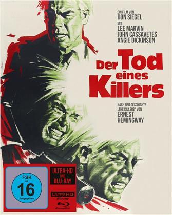 Der Tod eines Killers (1964) (Mediabook, 4K Ultra HD + 2 Blu-ray)
