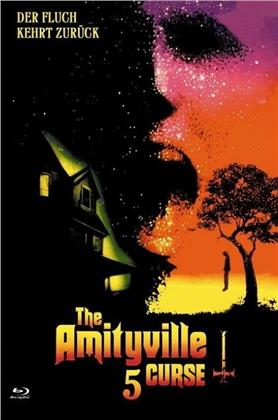 Amityville 5 - The Curse (1990) (Grosse Hartbox, The X-Rated International Cult Collection, Limited Edition)