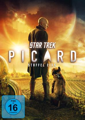 Star Trek: Picard - Staffel 1 (4 DVDs)