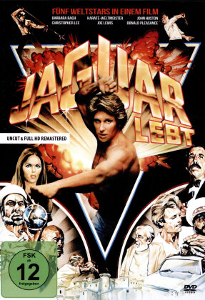 Jaguar lebt (1979) (HD Remastered, Uncut)