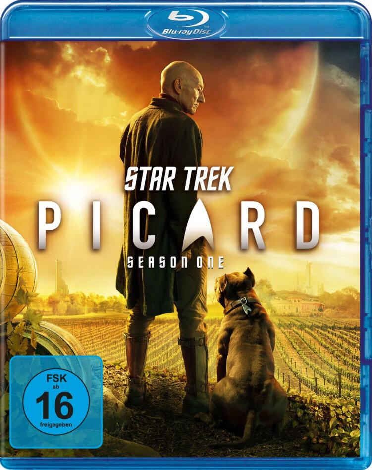Star Trek: Picard - Staffel 1 (3 Blu-rays)