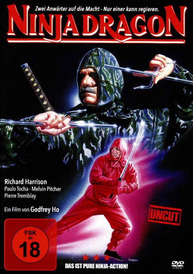 Ninja Dragon (1986) (Uncut)