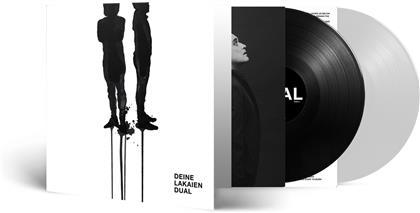 Deine Lakaien - Dual (Gatefold, Black & White Vinyl, 2 LPs)