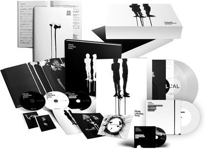 "Deine Lakaien - Dual (Fanbox Deluxe Edition, 2 LP + 3 CD + DVD + 7"" Single)"