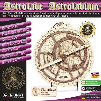 Bausatz Astrolabium Deluxe Edition