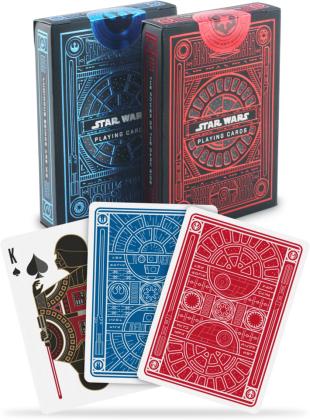 Star Wars: Dark Side / Light Side - Pokerkarten