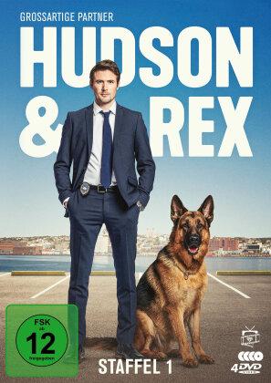 Hudson und Rex - Die komplette 1. Staffel (Filmjuwelen, 4 DVD)