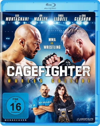 Cagefighter - Worlds Collide (2020)