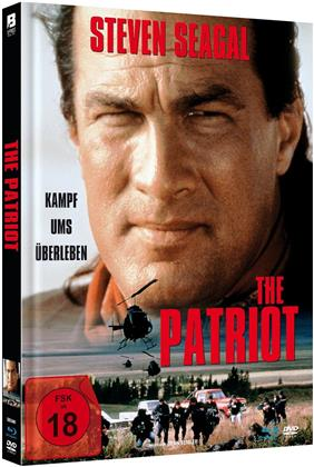 The Patriot - Kampf ums Überleben (1998) (Limited Edition, Mediabook, Uncut, Blu-ray + DVD)