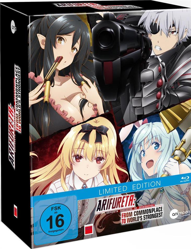 Arifureta - Vol. 1 (+ Sammelschuber, Limited Edition, Mediabook)