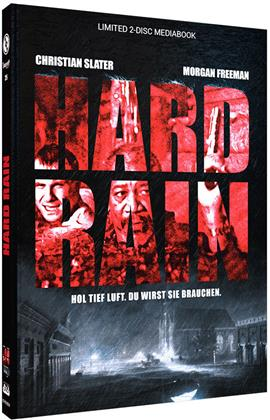 Hard Rain (1989) (Cover D, Limited Edition, Mediabook, Blu-ray + DVD)
