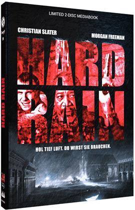 Hard Rain (1989) (Cover D, Edizione Limitata, Mediabook, Blu-ray + DVD)