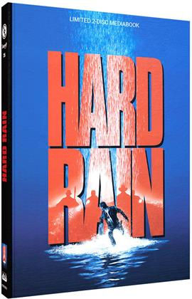 Hard Rain (1989) (Cover C, Limited Edition, Mediabook, Blu-ray + DVD)