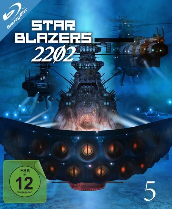 Star Blazers 2202 - Space Battleship Yamato - Staffel 1 - Vol. 5