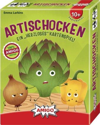 """Artischocken - Ein """"herzloses"""" Kartenspiel"""